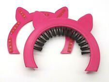 Pawsm Interior Cat Door, Pet Door for Cats, Cat Door Hides Litter Tray, Pink