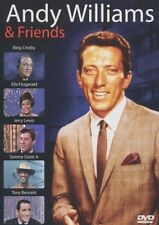 Andy Williams & Friends - with Bing Crosby, Ella Fitzgerald, Jerry Lewis  DVD