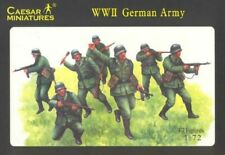 Caesar Miniatures 1/72nd Scale WWII German Army Figures Set CMF37 NEW!