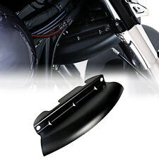 Black Lower Triple Tree Wind Deflector For Harley Touring Street Glide 2014-2018