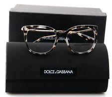NEW D&G Dolce& Gabbana DG3259 2888 FOG CUBE EYEGLASSES GLASSES 51-17-140mm Italy