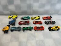 HOT WHEELS Die Cast Toy Car Lot 11 Racing Indy Stock