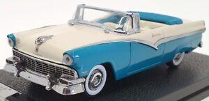 Vitesse 1/43 Scale 36279 - 1956 Ford Fairlane Open Conv - Blue/White