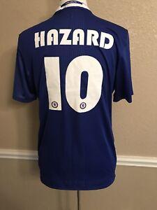Chelsea Hazard Belgium Player Issue Shirt Adizero CL Football Adidas Jersey