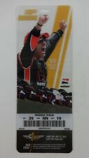 2016 Indianapolis 500 100TH Running Ticket Plastic Credential Paddock Montoya