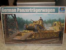 Trumpeter 1/35 Scale German Panzertragerwagen - Factory Sealed