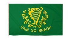 DuraFlag  Erin-Go-Bragh Ireland 5ft x 3ft Flag with Clips And Hooks