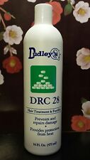 Dudley's DRC 28 Hair Treatment & Fortifier 16 Fl. Oz(473 ml) Repairs Damage