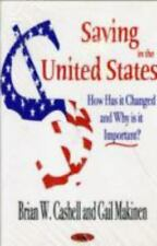 Saving in the United States: How Has It Changed and Why Is It-ExLibrary