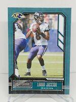 2020 Panini Playbook Football Lamar Jackson Baltimore Ravens