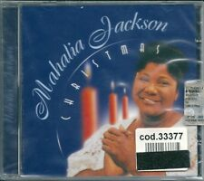 Mahalia Jackson. Christmas (2000) CD NUOVO White Christmas Silent Night Holy Nig