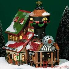 Dept 56 North Pole Toot's Model Train Mfg #56728 Free Shipping 48 States