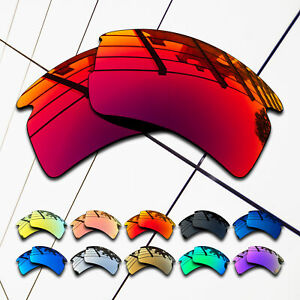 TRUE POLARIZED Replacement Lenses for-Oakley Flak 2.0 OO9295 Multi-Colors
