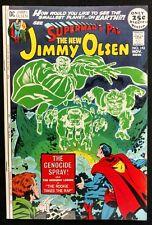SUPERMAN'S PAL JIMMY OLSEN #143 1971 AMAZING VF/NM  CGC? KIRBY ART,COV,MONSTERS