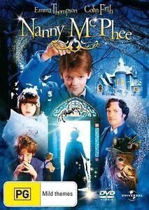 Nanny McPhee DVD BEST FAMILY FILM BRAND NEW R4