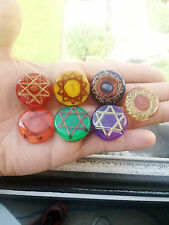 7 Chakras Nano Healing Devices Metayantra Pranic Device, ORGONE