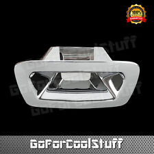 For 2014-2015 Chevy Traverse Chrome Abs Tailgate Tail Gate Handle Cover