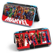 Marvel Legendary Heroes - Clip-On Hard Case Cover For NINTENDO 2DS XL