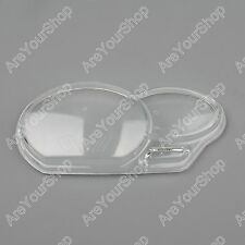 Front Faros delanteros Glass Cover Lens Para BMW R1200GS/ADV Adventure 2004-2012
