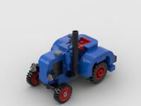 Lanz Traktor #02 Nur PDF Anleitung