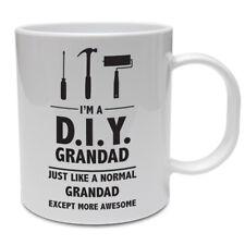 Divertente tazza da fai da te-sono un D.I.Y Grandad-Nonno Idea regalo/regalo divertente fai da te