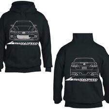 Mazdaspeed 6 Hooded Sweater Jacket Pullover Hoodie