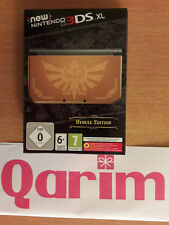 New Nintendo 3DS XL Hyrule Edition Collector *MINT* *UNOPENED* PAL/French