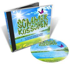 CD Sommerküsschen – 12 erfrischende Sommerhits für Kinder