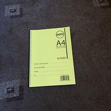 School Attendance Register, Mark Book 50 Names A4 Size 112 Weeks per Book Yellow