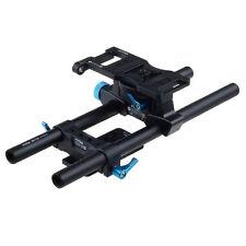FOTGA DP500 IIS 15mm Rod Schiene Rail System Baseplate Rig Für Follow Focus DSLR