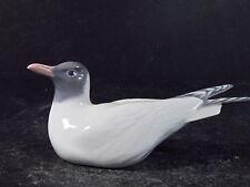 Royal Copenhagen Seagull #1468 Porcelain Bird Repaired