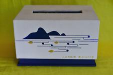 Japanese tissue box.