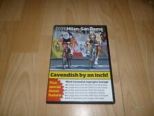 Cavendish by an inch.2009 Milan-San Remo.Cycling.dvd..Post next day