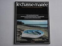 CHASSE MAREE N°10  Histoire des ancres; La grande godille......