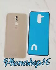 Original Huawei Mate 20 Lite Akkudeckel Deckel Touch ID Backcover Gold Kleber A