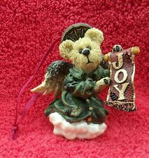 Boyd'S Bearstone Collection ~ Serena Joy ~ Angel Ornament #25711