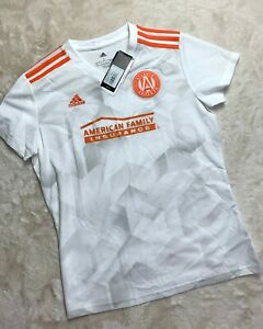 MLS Atlanta United adidas 2018/19 Away Authentic Jersey - Size Large L