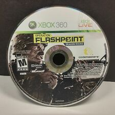 Operation Flashpoint: Dragon Rising (Microsoft Xbox 360) DISC ONLY #9483