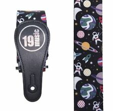 Space Astronaut Rocket Cartoon Kids Adjustable Guitar Strap gift xmas boy girl