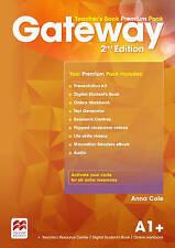 Macmillan GATEWAY A1+ 2nd Edition Teacher's Book Premium Pack @NEW@