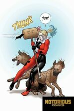 Harley Quinn #52 Variant DC Comics 1st Print EXCELSIOR BIN