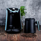Portable Turkish Coffee Maker Travel coffee Machine 4 Cups Electric Pot Brewing