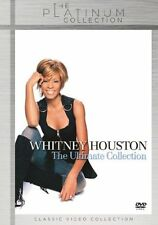 WHITNEY HOUSTON ULTIMATE COLLECTION DVD REGION 0 PAL NEW