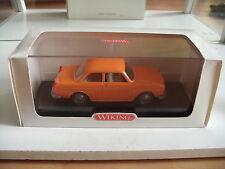 Wiking VW Volkswagen 1600 Limousine in Orange on 1:40 in Box