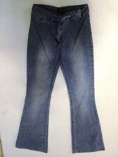 Highlands  Jeans Hose Schlaghose Blau Stonewashed W29 L32