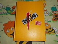DIARIO Radio Deejay 2001 School Ware Agenda Vintage Diary