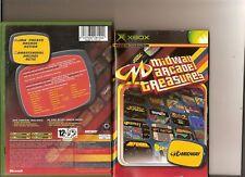 Midway Arcade Treasures X Caja/Xbox 24 Juegos Retro