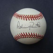 ROBIN ROBERTS  Signed Baseball Autographed  MLB