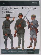 Osprey - The German Freikorps 1918-23 (Elite 76)