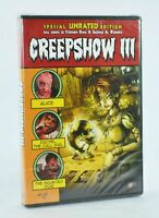 CREEPSHOW III 3 SPECIAL UNRATED EDITION Ana Clavell James Glenn Dudelson DVD NEW